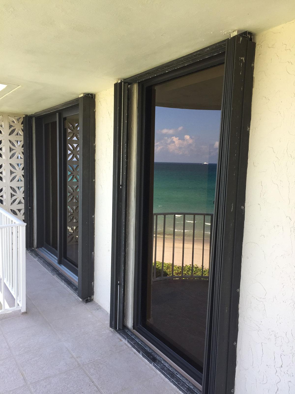 Impact Windows And Doors At Atriums Of Palm Beach