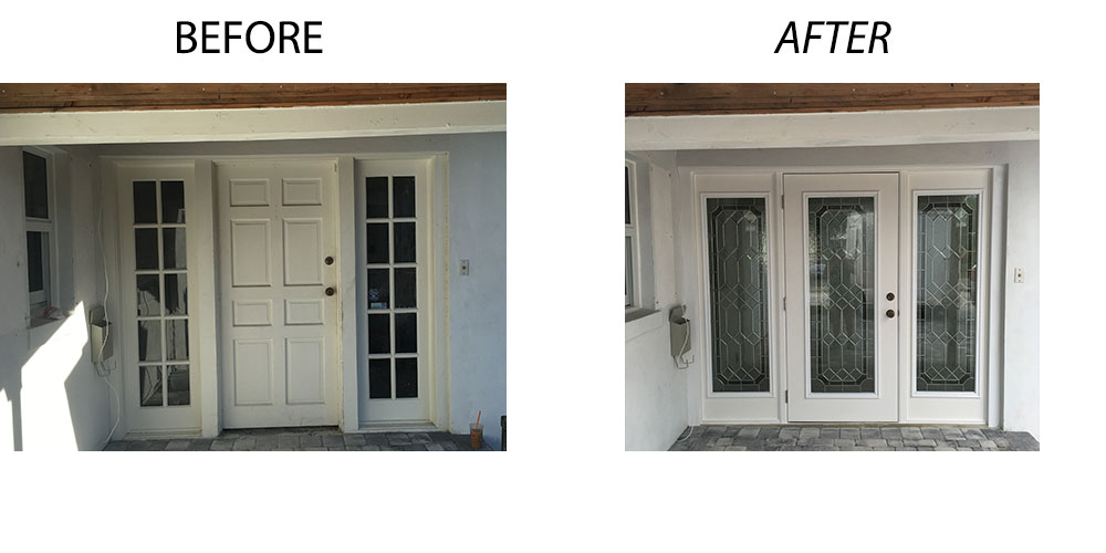 Impact Resistant Door  sc 1 th 159 & Hurricane Impact Windows and Doors AOA Construction