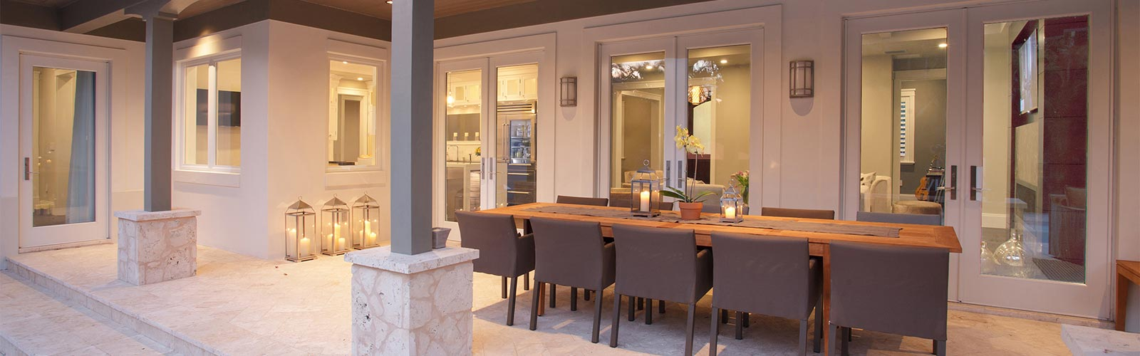 Impact Resistant Patio Doors